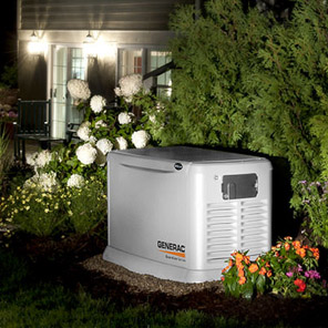 Richmond VA Electricians at Lauterback Electric are Your Local Generac Whole House Generator Experts